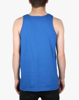 Rebel8 Logo Vest - Royal