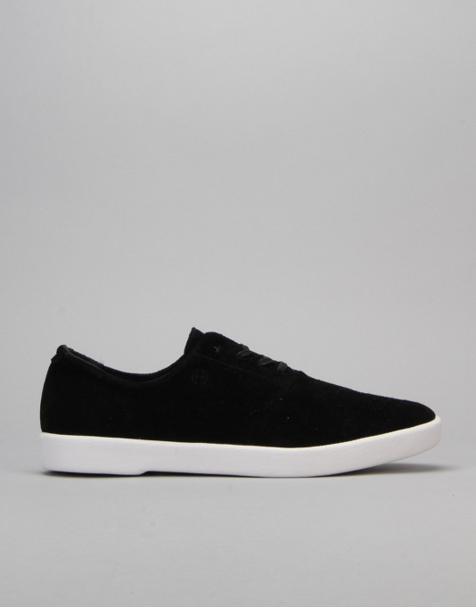 HUF Gillette Skate Shoes - Black
