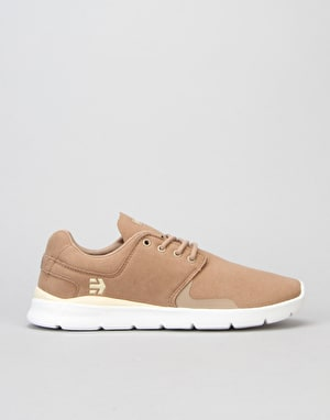 Etnies Scout XT Shoes - Tan