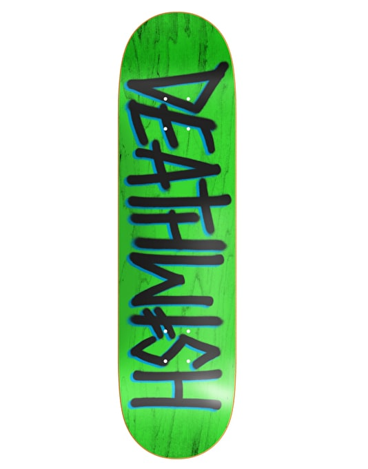 Deathwish Death Spray Stain Team Deck - 8.25""