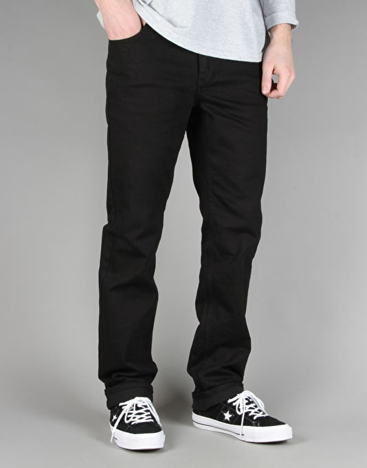 WeSC Bob Denim Jeans - Black Rinse