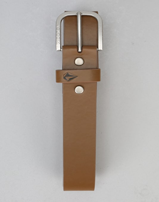 Volcom Clone PU Belt - Brown