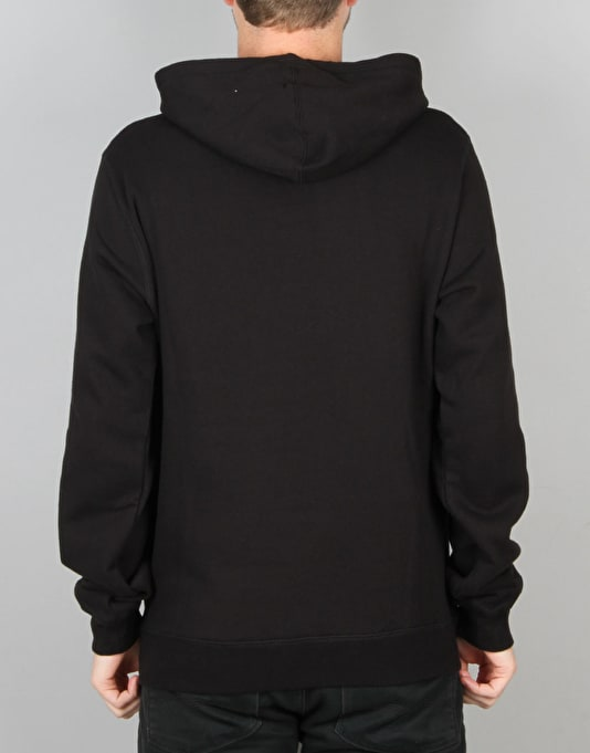 LRG RC Front Archive Pullover Hoodie - Black