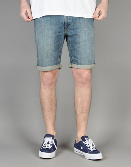 Vans Hannon Shorts - Vintage Indigo Light