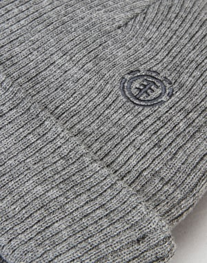 Element Flow Beanie - Grey Heather