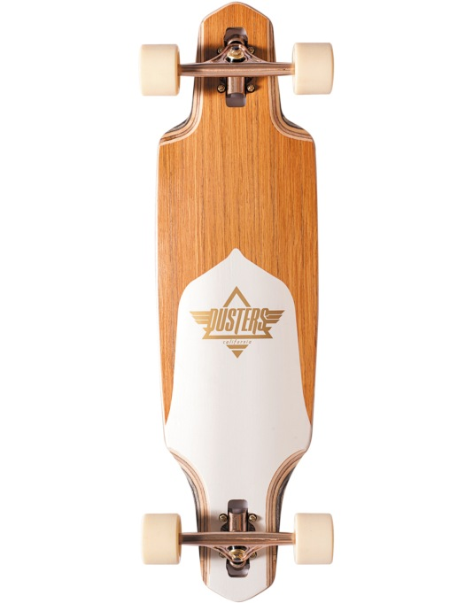 "Dusters Channel Drop Through Longboard - 34"" x 9.125"""