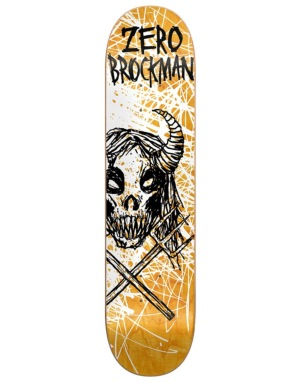 Zero x Fos Brockman Dark Ages Impact Light Pro Deck - 8.625