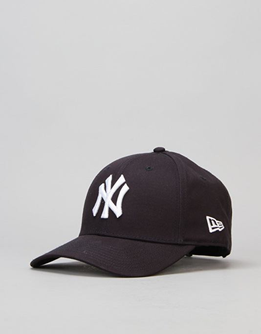 New Era 9Forty MLB New York Yankees Cap - Navy/White