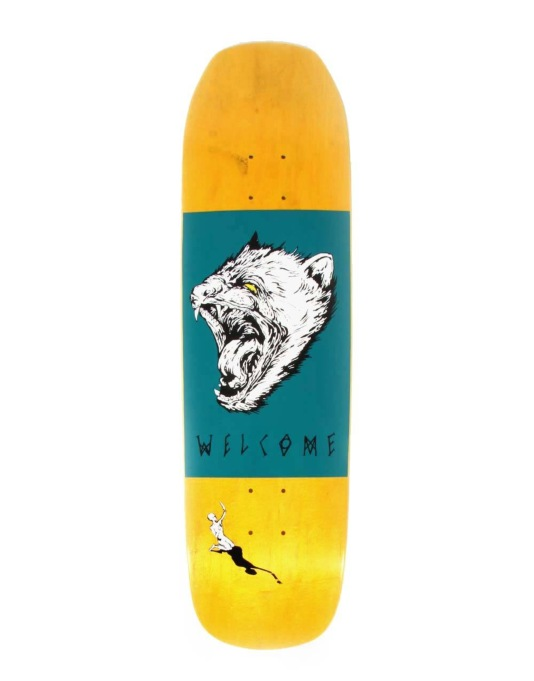 Welcome Tasmanian Angel on Banshee 86 Team Deck - 8.6""