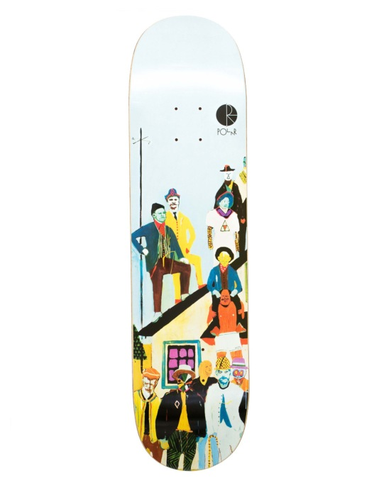 Polar AMTK Team A - End of Nowhere Team Deck - 8""
