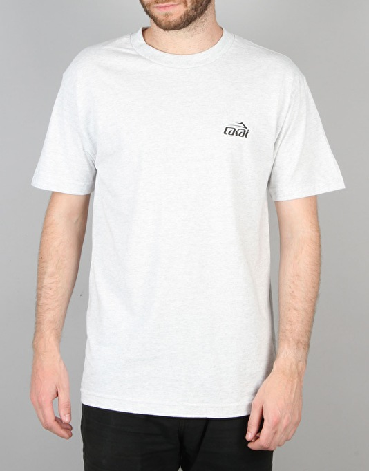 Lakai Scale T-Shirt - Ash Heather