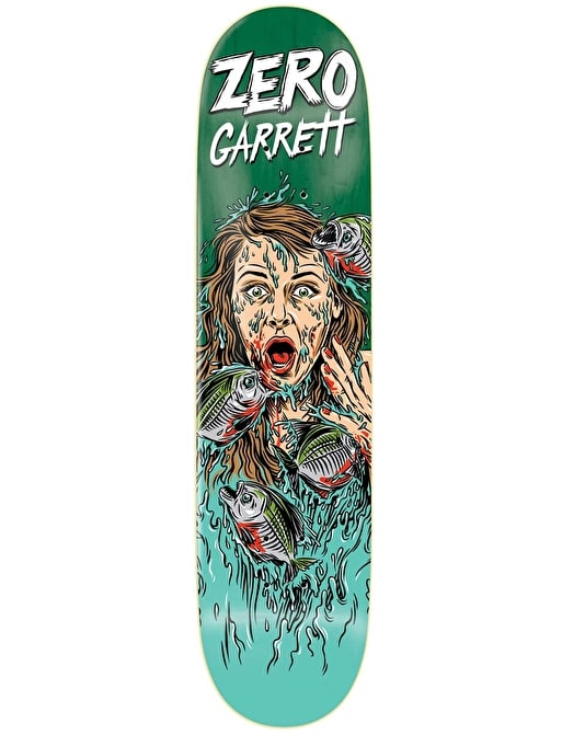 Zero Hill Animal Attack Impact Light Pro Deck - 8.125""