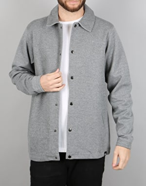 Dickies Templeton Coach Jacket - Dark Grey Melange