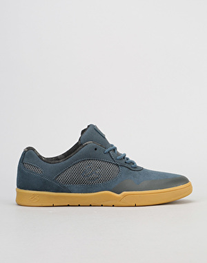 éS Swift Skate Shoe - Grey/Gum