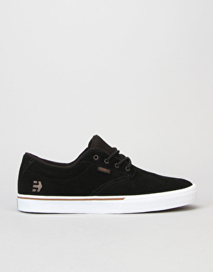 Etnies Jameson Vulc Skate Shoes - Black/White/Gum
