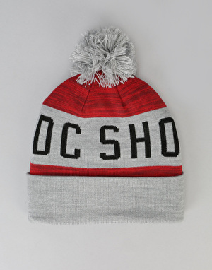 DC Blathers Bobble Beanie - Chilli Pepper