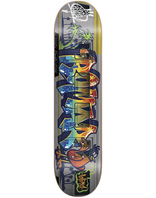 Blind Romar Train Tag Pro Deck - 7.75""