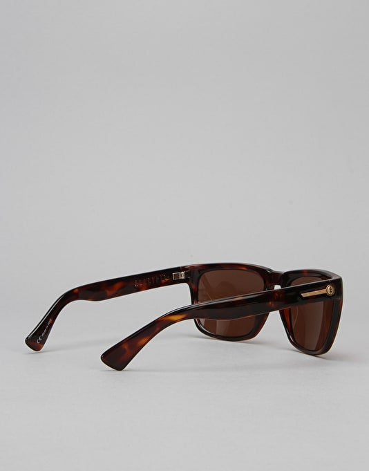 Electric Knoxville Sunglasses - Tortoise Shell/Medium Brown