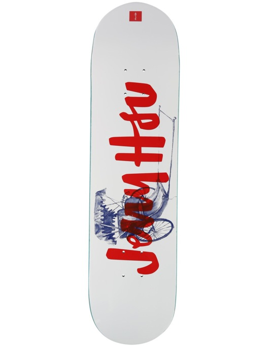 Chocolate Hsu Transportation Pro Deck - 8""