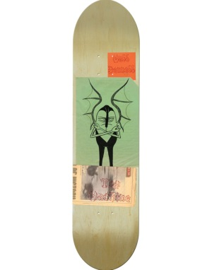 Toy Machine Bennett Scraps Pro Deck - 8