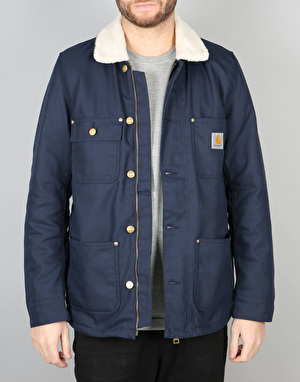 Carhartt Phoenix Coat - Navy Rigid