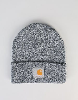Carhartt Scott Watch Beanie - Dark Grey Heather/Snow