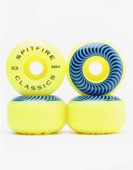 Spitfire Biohazard Classics Team Wheel - 53mm