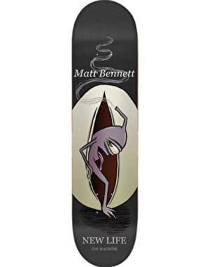 Toy Machine Bennett New Life Pro Deck - 8.5