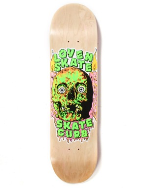 Lovenskate Skate Curb Team Deck - 8.5