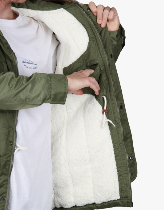 Altamont Hunters Ridge Jacket - Army