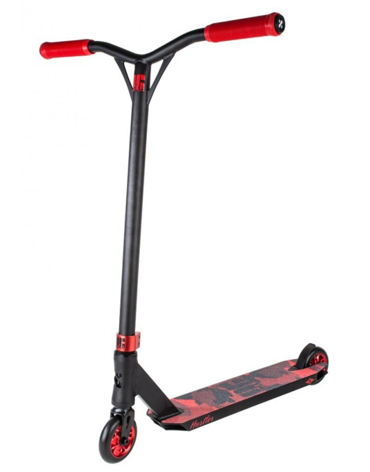 Sacrifice OG Hustler Scooter - Black/Red