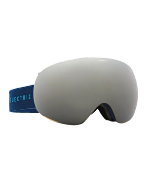 Electric EG3 2016 Snowboard Goggles - Navy/Cyan