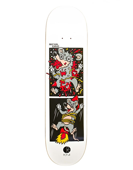 Polar Juras Mouse Rocket Pro Deck - 8""