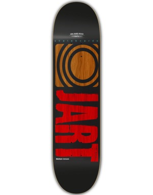 Jart Basic Logo '15 Team Deck - 7.75