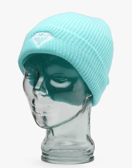 Diamond Supply Co. Brilliant Beanie - Diamond Blue