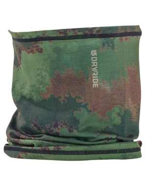 Burton Midweight Neck Warmer Facemask - Oil Camo