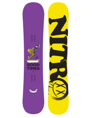 Nitro Good Times UK LTD 2016 Snowboard - 152