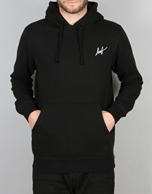 HUF Muted Military Classic H Pullover Hoodie - Black