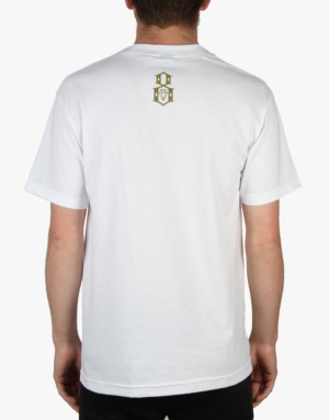 Rebel8 World Famous T-Shirt - White