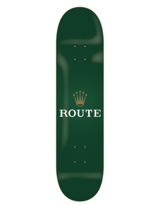 Route One Timeless Team Deck - 8""