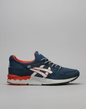 Asics Gel-Lyte V Shoes - Legion Blue/Soft Grey