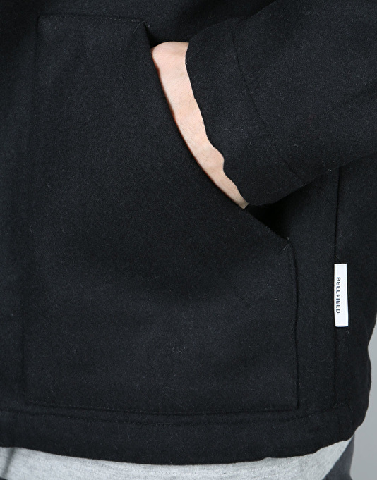 Bellfield Nes Coach Jacket - Black