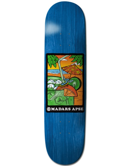 Element Madars Second Hand Featherlight Pro Deck - 8""