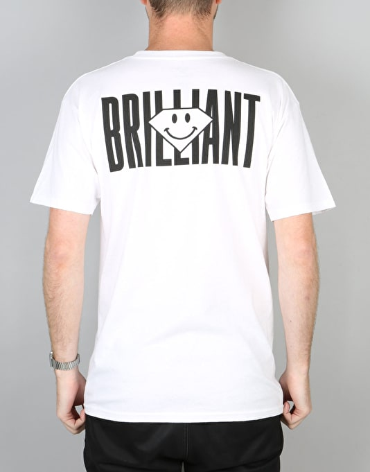 Diamond Supply Co. Smile T-Shirt - White