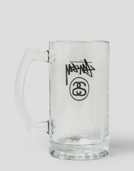 Stüssy Stock Lock Beer Mug