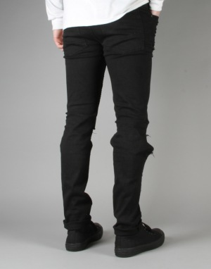Cheap Monday Tight Skinny Jeans - Destroy