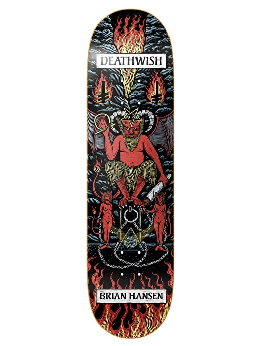 Deathwish Slash Tarot Card Pro Deck - 8.125""