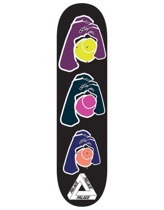 Palace Knight Tripple Team Deck - 8.1""