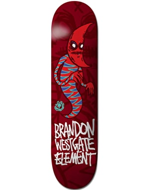 Element x Fos Westgate Sprites Featherlight Pro Deck - 7.75