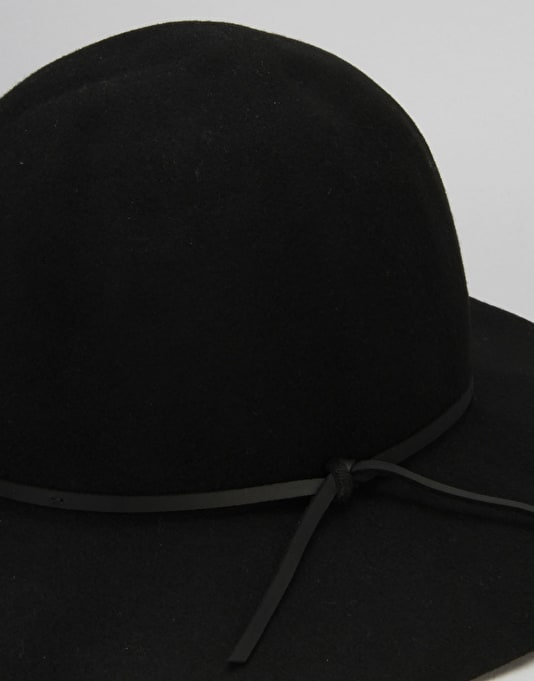 Brixton Judah Hat - Black